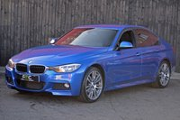 USED 2014 14 BMW 3 SERIES 2.0 320D M SPORT 4d 181 BHP BMW Service History