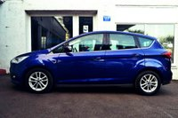 USED 2015 65 FORD C-MAX 1.6 ZETEC 5d 124 BHP 2 YEARS FREE SERVICING