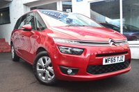 2015 CITROEN C4 GRAND PICASSO 1.6 BLUEHDI VTR PLUS 5d 98 BHP £10250.00