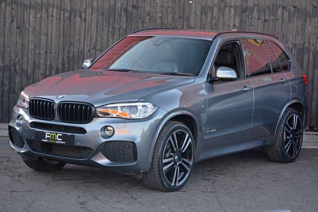 2015 BMW X5 2.0 25d M Sport xDrive (s/s) 5dr