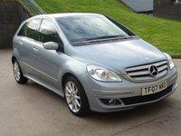 2007 MERCEDES-BENZ B CLASS 1.5 B150 SE 5d AUTO 94 BHP £4250.00