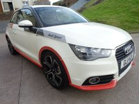 2011 AUDI A1 1.4 TFSI COMPETITION LINE 3d 122 BHP £9000.00