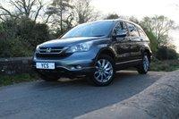 2011 HONDA CR-V 2.2 I-DTEC EX 5d 148 BHP £10000.00