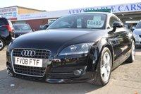 2008 AUDI TT 2.0 TFSI 3d 200 BHP £6995.00