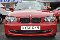 USED 2010 60 BMW 1 SERIES 2.0 116I SPORT 5d 121 BHP