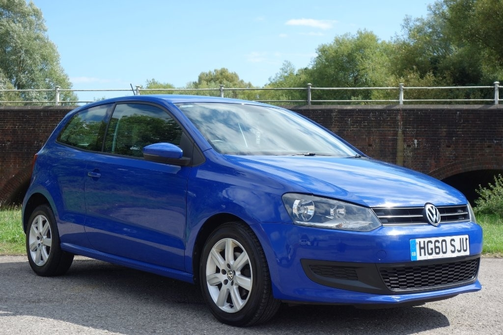 View our 2010 60 VOLKSWAGEN POLO  1.4 SE 3dr