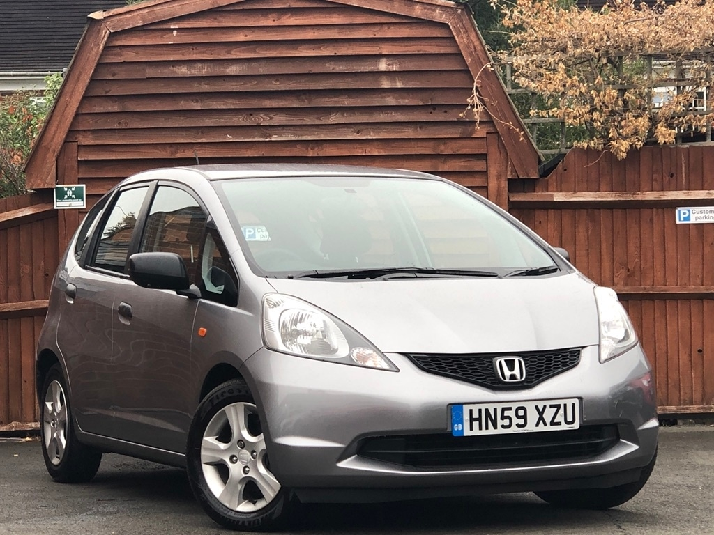 View our 2009 59 HONDA JAZZ 1.2 SE 5dr (VSA)