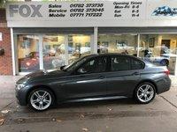 USED 2015 65 BMW 3 SERIES 2.0 320D XDRIVE M SPORT 4d AUTO 188 BHP BMW 3 SERIES 2.0 320D XDRIVE M SPORT 4d AUTO 188 BHP