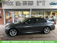 2015 BMW 3 SERIES 2.0 320D XDRIVE M SPORT 4d AUTO 188 BHP £15975.00