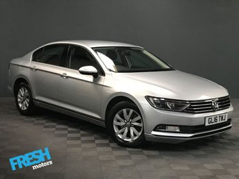 2016 VOLKSWAGEN PASSAT 2.0 S TDI BLUEMOTION TECHNOLOGY  £13000.00
