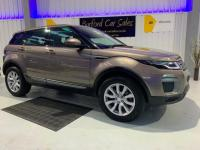 USED 2016 16 LAND ROVER RANGE ROVER EVOQUE 2.0 TD4 SE 5d AUTO 177 BHP FULL SERVICE HISTORY! CRUISE!