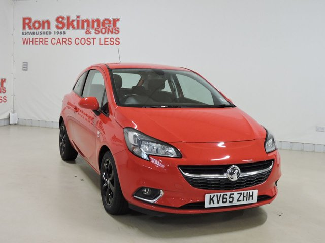 View our 2015 65 VAUXHALL CORSA 1.4 SRI ECOFLEX S/S 3d 99 BHP