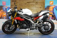 2017 TRIUMPH SPEED TRIPLE SPEED TRIPLE R 1050 - 1 Owner £8995.00