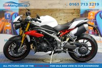 USED 2017 17 TRIUMPH SPEED TRIPLE SPEED TRIPLE R 1050 - 1 Owner