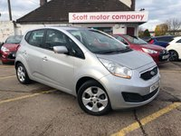 USED 2012 62 KIA VENGA 1.6 2 5 door Automatic