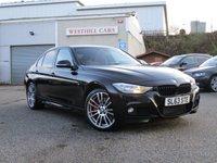 2013 BMW 3 SERIES 3.0 335D XDRIVE M SPORT 4d AUTO 309 BHP £16950.00