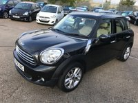 USED 2011 61 MINI COUNTRYMAN 1.6 COOPER 5d AUTO 122 BHP