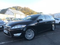 USED 2008 58 FORD MONDEO 2.0 TDCI GHIA 5d 140 BHP
