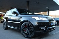 USED 2013 13 LAND ROVER RANGE ROVER SPORT 3.0 SDV6 HSE DYNAMIC 5d AUTO 288 BHP