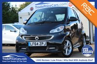 USED 2014 64 SMART FORTWO COUPE 1.0 EDITION 21 MHD 2d AUTO 71 BHP