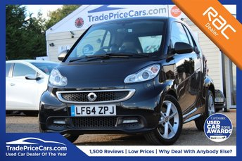 2014 SMART FORTWO COUPE}