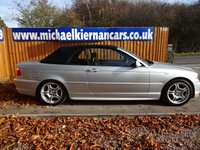 USED 2005 05 BMW 3 SERIES 2.0 318CI SPORT 2d 141 BHP CONVERTIBLE, CRUISE CONTROL