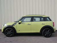 USED 2011 11 MINI COUNTRYMAN 1.6 COOPER S ALL4 5d AUTO 184 BHP