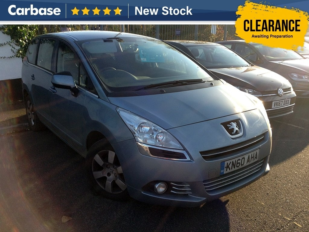 View our 2010 60 PEUGEOT 5008 2.0 HDi FAP Sport 5dr