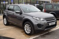2015 LAND ROVER DISCOVERY SPORT 2.0 TD4 SE 5d AUTO 180 BHP £23295.00