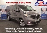 USED 2016 66 RENAULT TRAFIC 1.6 SPORT DCI 115 BHP with Reversing Camera, Air Con, Sat Nav, Cruise Control and much more **Drive Away Today** Over The Phone Low Rate Finance Available, Just Call us on 01709 866668