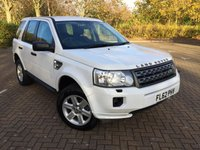 2012 LAND ROVER FREELANDER 2.2 TD4 GS 5d 150 BHP £11995.00