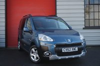 USED 2012 62 PEUGEOT PARTNER 1.6 HDI TEPEE OUTDOOR 5d 112 BHP
