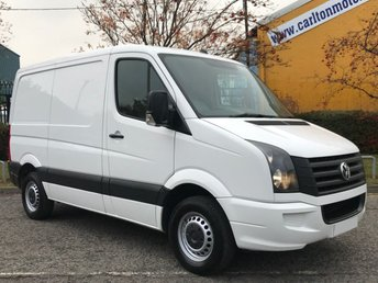 2013 VOLKSWAGEN CRAFTER 2.0 CR30 TDI109 SWB [ MOBILE WORKSHOP ] VAN A/C  £8950.00