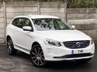 2015 VOLVO XC60 2.0 D4 SE LUX NAV 5d AUTO 188 BHP £17995.00
