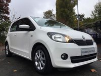 USED 2013 63 SKODA CITIGO 1.0 ELEGANCE GREENTECH 5d 59BHP 0 TAX+1FORM KEEPER+2KEYS+FSH+