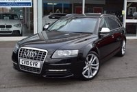 USED 2010 10 AUDI A6 S6 FSI Quattro 5dr Tip Auto FINANCE TODAY WITH NO DEPOSIT