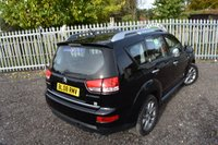 USED 2008 08 CITROEN C-CROSSER 2.2 CODE 5d 156 BHP Finance Available