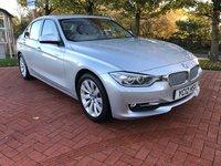 2012 BMW 3 SERIES 2.0 320D MODERN 4d 184 BHP £9990.00