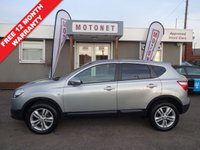 USED 2012 62 NISSAN QASHQAI 1.5 ACENTA DCI 5DR DIESEL HATCHBACK 110 BHP ++++BUY NOW PAY NEXT JANUARY 2019++
