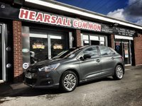 USED 2012 62 CITROEN C4 1.6 VTR PLUS HDI 5d 91 BHP