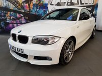 USED 2013 62 BMW 1 SERIES 2.0 120I SPORT PLUS EDITION 2d 168 BHP