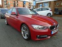 USED 2012 12 BMW 3 SERIES 2.0 320D SPORT 4d AUTO 184 BHP