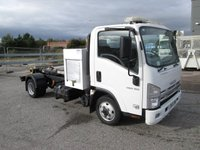 USED 2013 13 ISUZU TRUCKS FORWARD 3.0 N50.150 5 TONNE HOOKLIFT WITH DEMOUNT BODIES