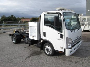 View our ISUZU TRUCKS FORWARD