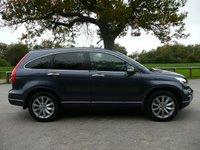 2011 HONDA CR-V 2.2 dci EX £9495.00