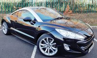 2012 PEUGEOT RCZ 2.0 HDI GT 2d 163 BHP £7950.00