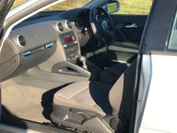 USED 2010 60 AUDI A3 1.6 MPI TECHNIK AUTO/PADDLESHIFT 101 BHP 3 DR HATCH BACK +F/S/HISTORY+BOSE HI-FI+