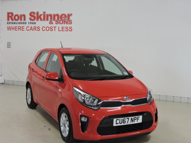 View our 2017 67 KIA PICANTO 1.0 2 5d 66 BHP