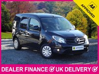USED 2016 65 MERCEDES-BENZ CITAN 111 CDI 1.5 BLUEEFFICIENCY LONG PANEL VAN 110 BHP AIR CON BLUETOOTH PHONE TWIN SLIDING DOORS