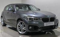 USED 2015 65 BMW 1 SERIES 1.5 118I M SPORT 5d AUTO 134 BHP